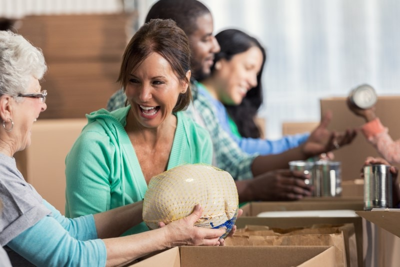 Whether Donating or Receiving Food this Thanksgiving, Everyone Can be Thankful for Food Safety
