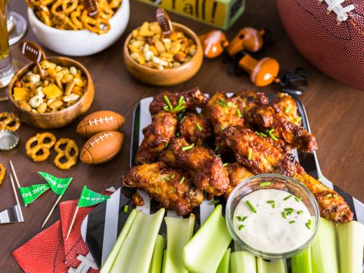Football & Wings